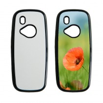 For Nokia 3310 2017 version Hard plastic case with your photo or design