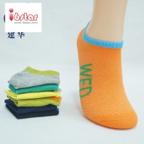 boat socks with your custom photo or design or logo,invisible socks for women men leisure sports cotton sock