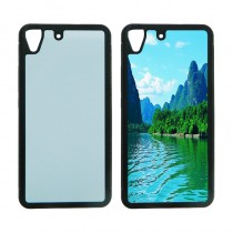 For Huawei Y6 TPU+PC rubber soft case with your photo or design