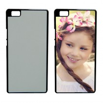 For Huawei P8 lite Hard plastic case with your photo or design