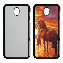 For Samsung Galaxy J7 2017 European version Hard plastic case with your photo or design