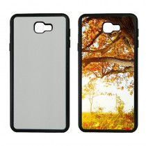 For Samsung Galaxy J7 Prime TPU+PC rubber soft case with your photo or design