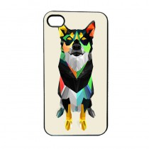 For iphone 4 4S Hard plastic case with your photo or design