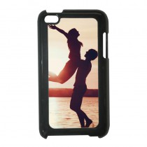 For touch 4 Hard plastic case with your photo or design