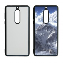 For Nokia 5 TPU+PC rubber soft case with your photo or design