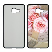 For Samsung Galaxy A7 2016 A710 TPU+PC rubber soft case with your photo or design
