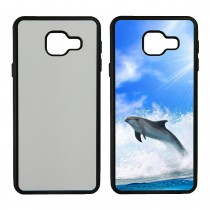 For Samsung Galaxy A3 2016 A310 TPU+PC rubber soft case with your photo or design