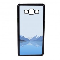 For Samsung Galaxy A7 Hard plastic case with your photo or design