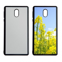For Nokia 3 TPU+PC rubber soft case with your photo or design
