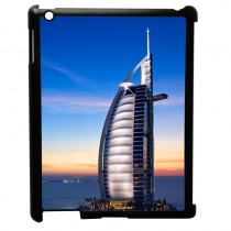 For ipad 2 3 4 Hard plastic case with your photo or design