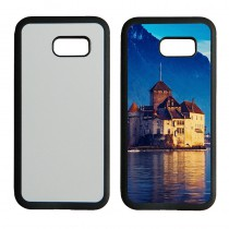For Samsung Galaxy A5 2017 A520 TPU+PC rubber soft case with your photo or design