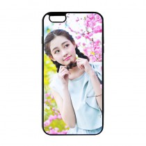 For iphone 6 plus 6S plus TPU+PC rubber soft case with your photo or design