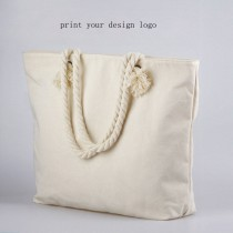 fashion canvas tote bags for women female with your custom photo or design or logo