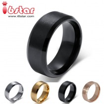 fashion men rings with engrave your name or letters or simple photo high quality jewelry lettering
