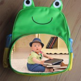 schoolbag for girls boys kids  with your kids custom photo or des