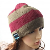 Wireless Bluetooth hats for women men Bluetooth headset Knitted cap for Call music Smart Electronics Outdoor Sport Hat for compatibility IOS and Android