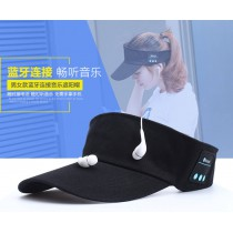 Wireless Bluetooth hats for women men Bluetooth headset visor cap for Call music Smart Electronics Outdoor Sport Hat for compatibility IOS and Android